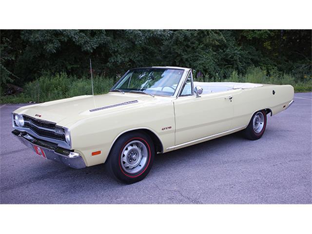 1969 Dodge Dart GTS Convertible   899447