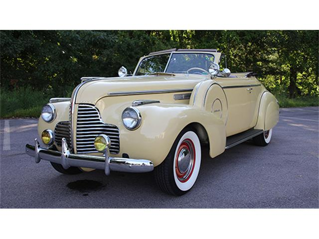 1940 Buick Special Convertible Coupe   899455