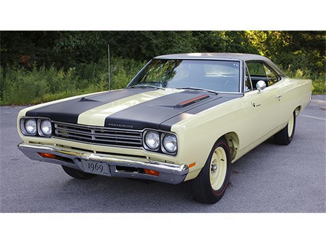 1969 Plymouth Road Runner Two-Door Hardtop | 899461