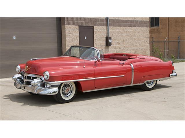 1953 Cadillac Eldorado   899472