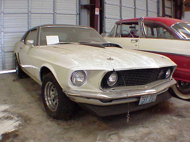 1969 Ford Mustang | 890951