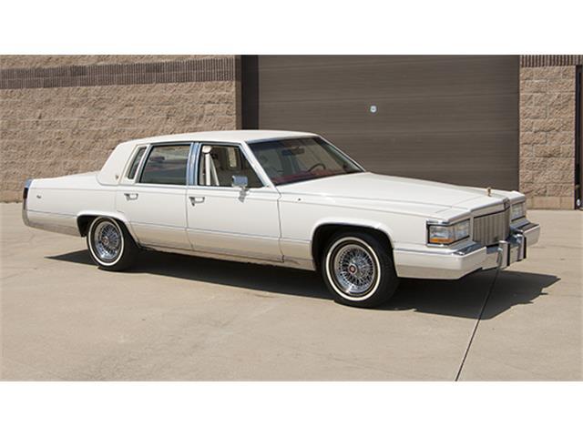 1992 Cadillac Brougham   899512