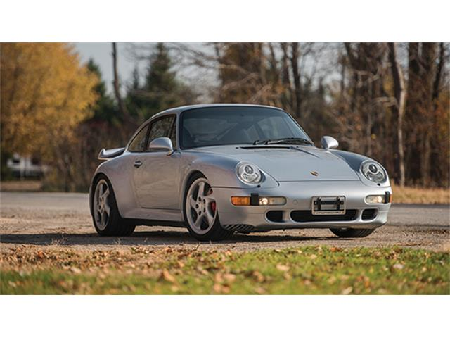 1996 Porsche 911   899554