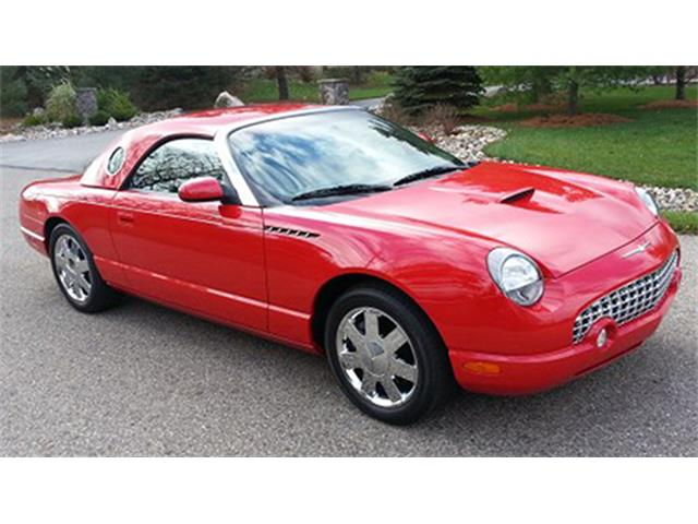 2002 Ford Thunderbird | 899576