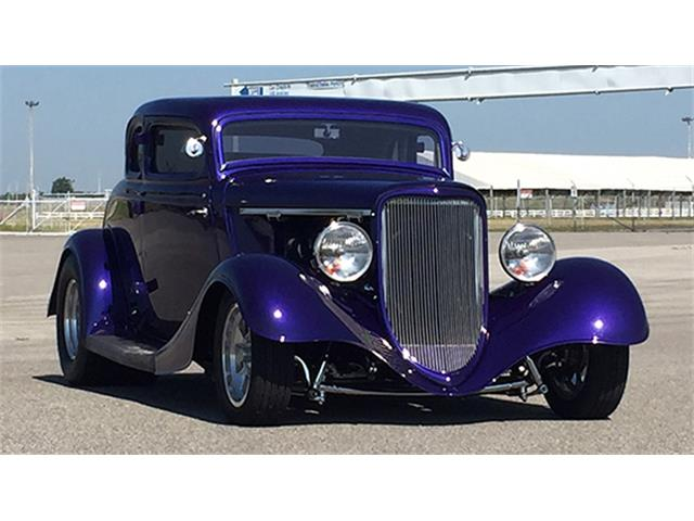 1933 Ford 5-Window Coupe | 899580