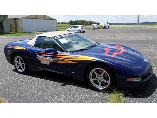 2004 Chevrolet Corvette Convertible Brickyard 400 Pace Car | 899591