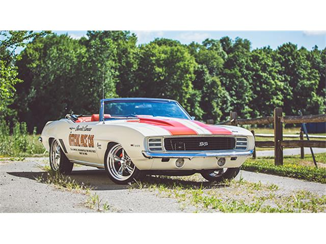 1969 Chevrolet Camaro RS/SS 396 Indy 500 Pace Car Convertible | 899597