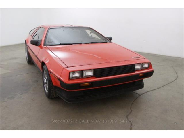 1981 DeLorean DMC-12 | 890096