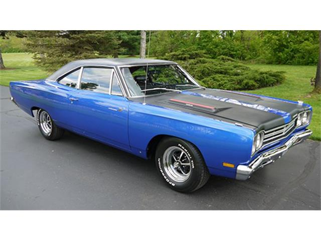 1969 Plymouth Road Runner Two-Door Hardtop | 899601