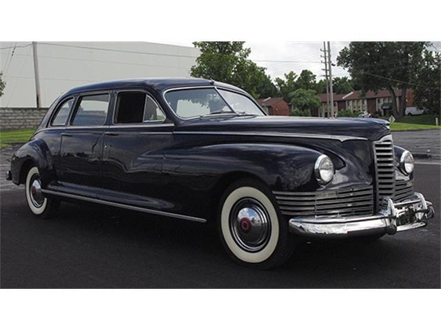 1947 Packard Custom Super Clipper 8 Four-Door Sedan | 899629