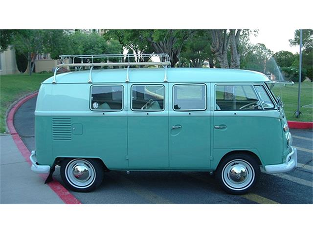 1963 Volkswagen 15-Window Bus | 899631