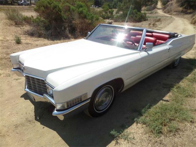 1969 Cadillac DeVille | 890964