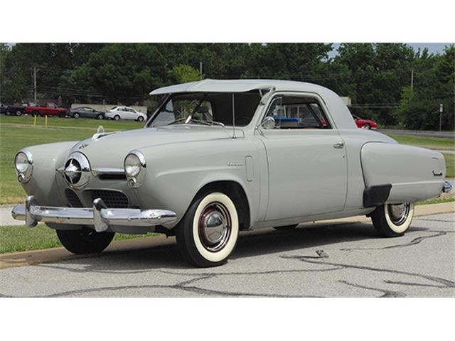 1950 Studebaker Champion Deluxe Coupe   899646