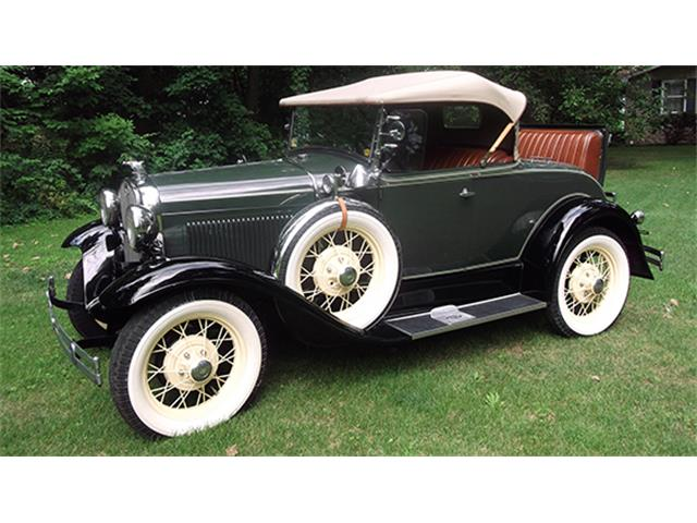 1930 Ford Model A Deluxe Roadster | 899653