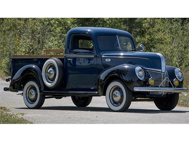 1941 Ford 1/2-Ton 11C Pickup | 899663