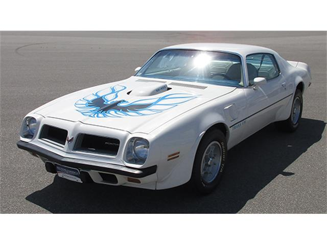 1974 Pontiac Firebird Trans Am 455 Super Duty | 899676