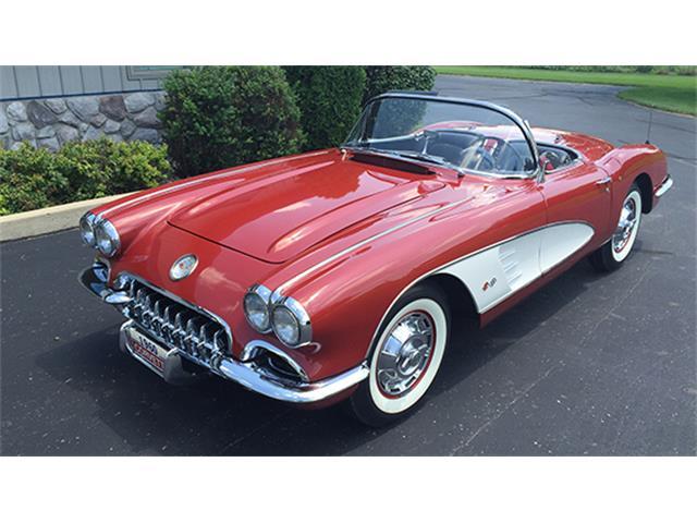 1960 Chevrolet Corvette | 899692