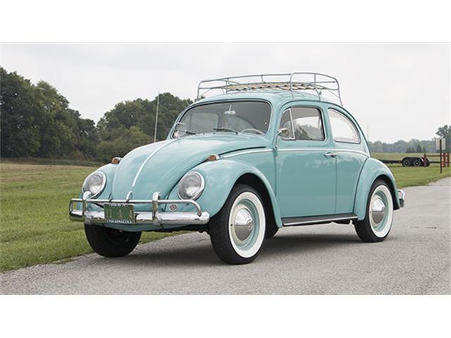1964 Volkswagen Beetle | 899709