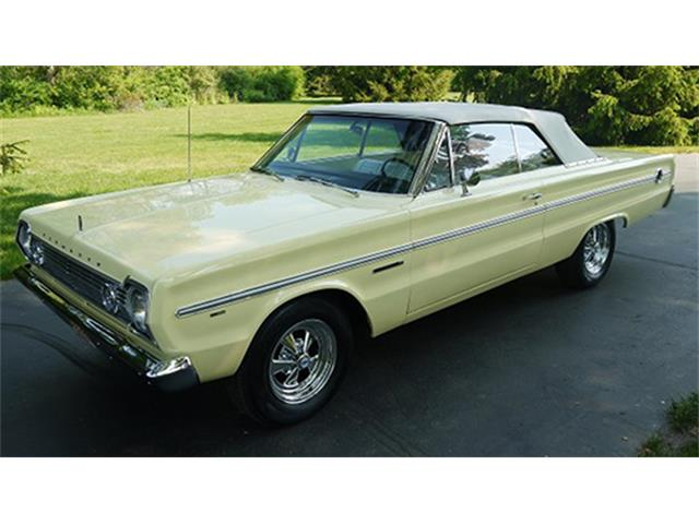 1966 Plymouth Belvedere II Convertible | 899719