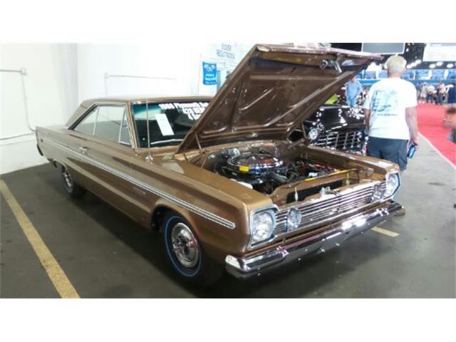1966 Plymouth Belvedere 426 Hemi Two-Door Hardtop | 899728
