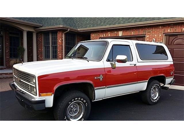 1984 Chevrolet Blazer | 890973