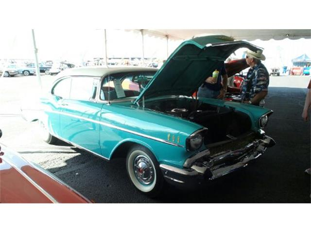 1957 Chevrolet Bel Air Sport Coupe | 899731