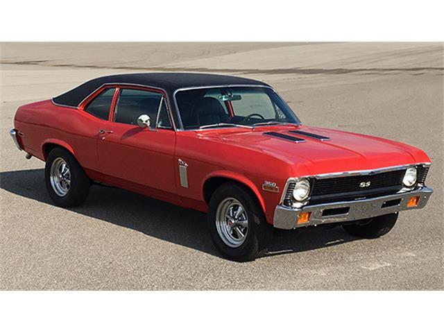 1972 Chevrolet Nova | 899734