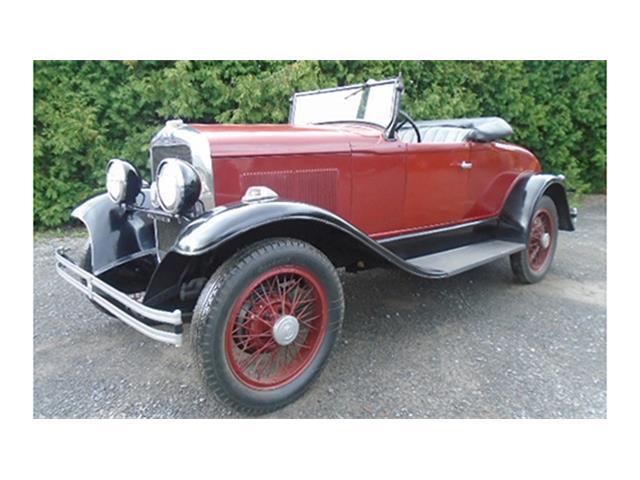 1929 Plymouth Model U | 899736