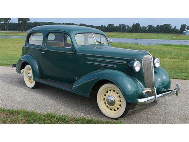 1936 Chevrolet Sedan   899737