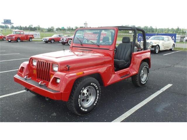 1992 Jeep Wrangler | 899739