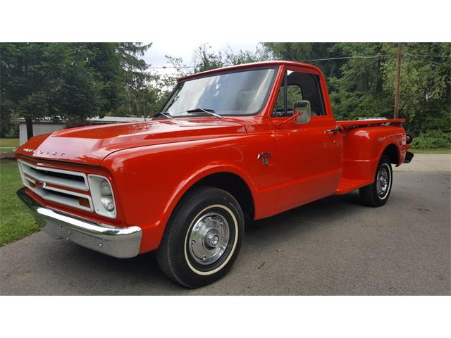 1967 Chevrolet C/K 10 | 890974