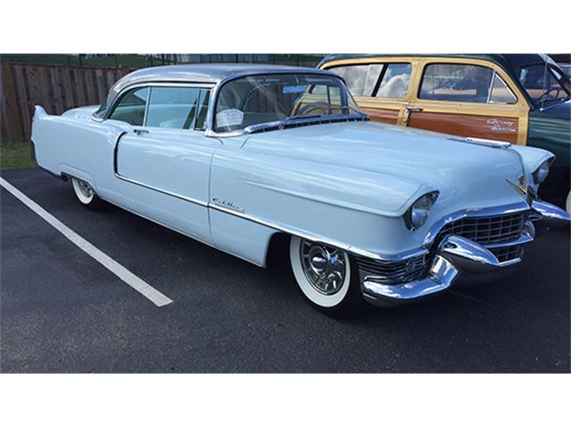 1955 Cadillac Series 62 Coupe DeVille | 899749
