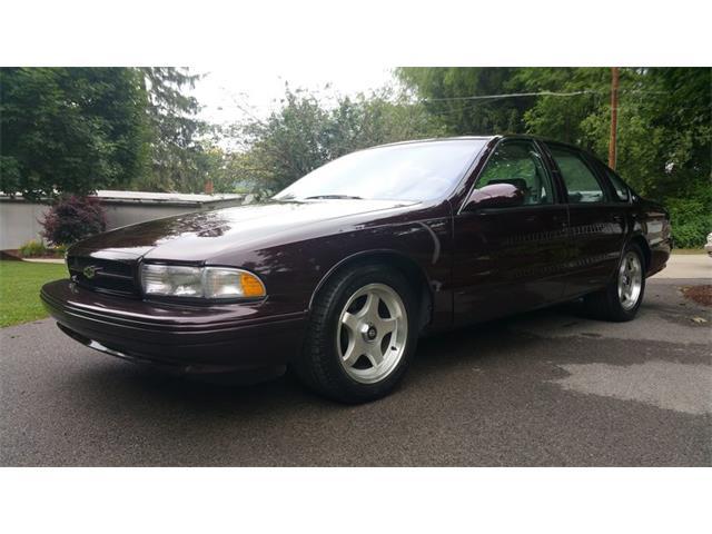 1996 Chevrolet Impala SS | 890978
