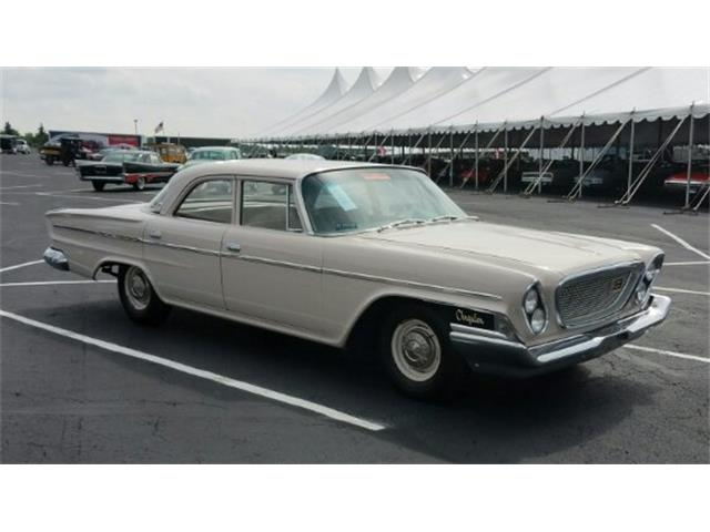1962 Chrysler Newport Four-Door Sedan | 899790