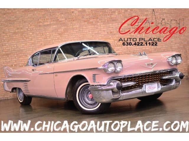 1958 Cadillac Coupe DeVille   899800