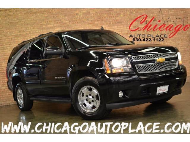 2013 Chevrolet Suburban   899809