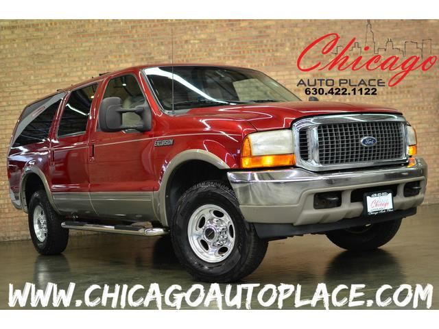 2000 Ford Excursion | 899814