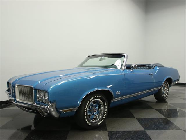1971 Oldsmobile Cutlass Supreme Convertible | 899819
