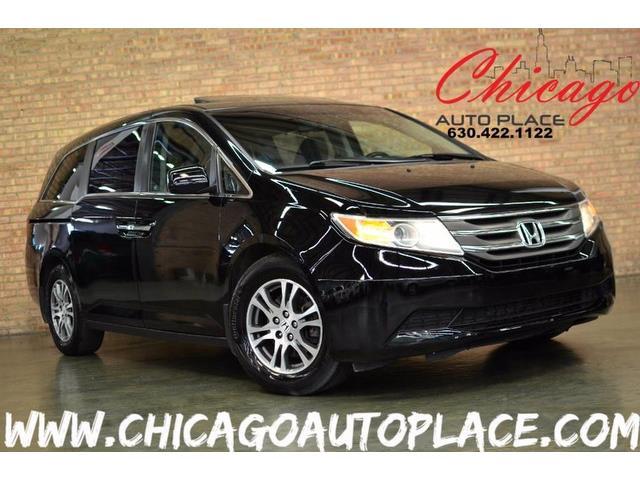 2012 Honda Odyssey | 899832