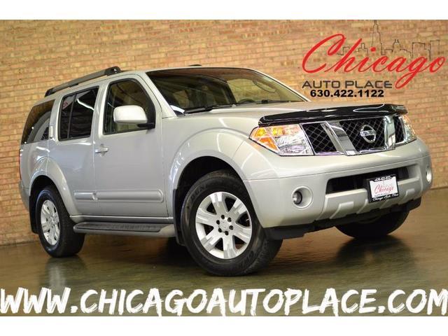 2005 Nissan Pathfinder | 899855