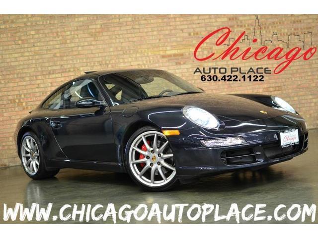 2008 Porsche 911 | 899856