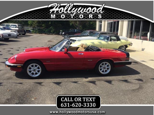 1990 Alfa Romeo Spider | 899874