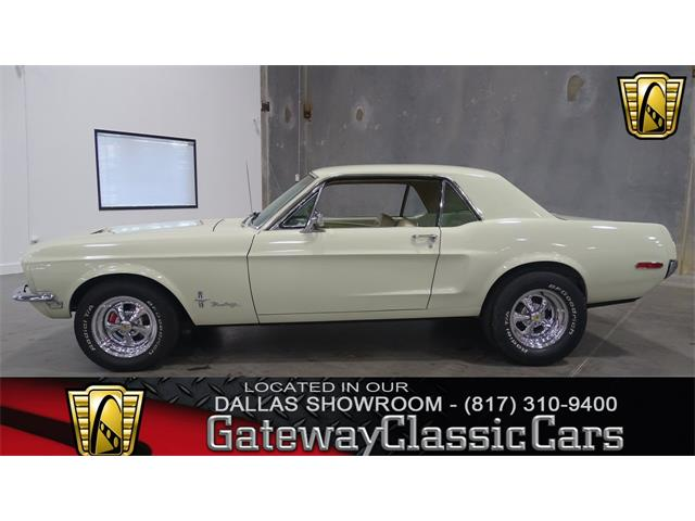 1968 Ford Mustang | 899897