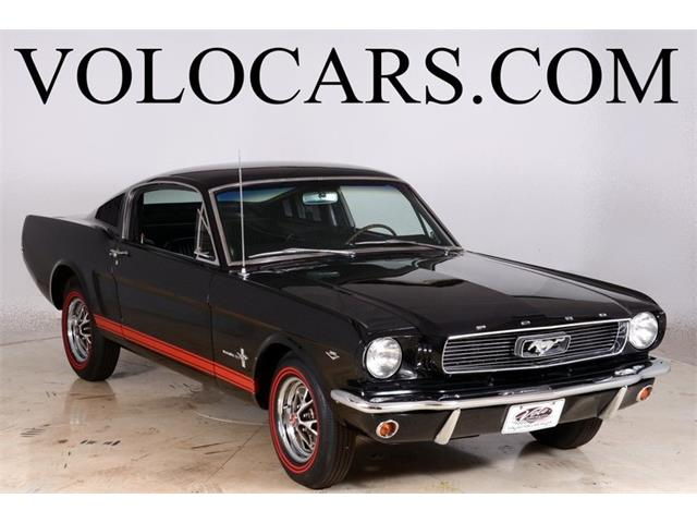 1966 Ford Mustang | 899911