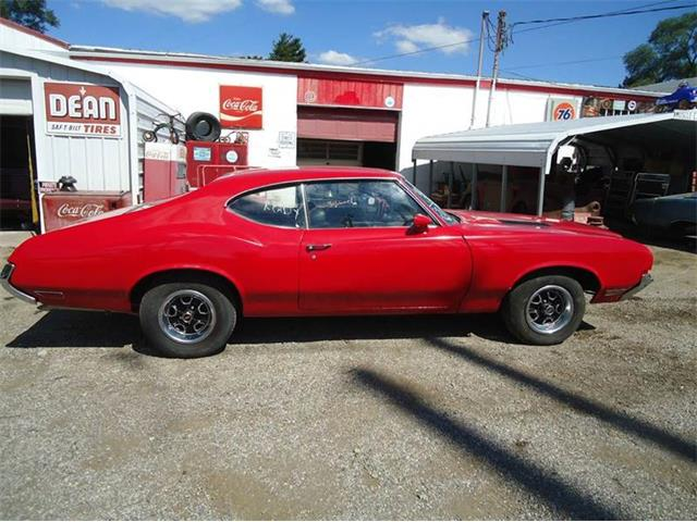 1971 Oldsmobile Cutlass Supreme | 899919