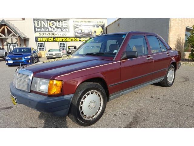 1988 Mercedes-Benz 190 | 899927