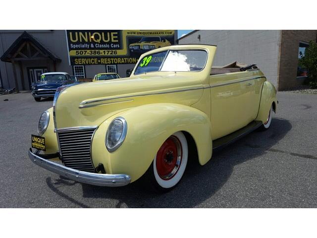 1939 Mercury Convertible | 899928
