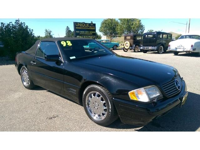 1998 Mercedes-Benz SL500 | 899929