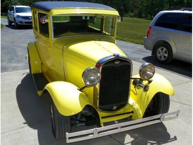 1931 FORD MODEL A TUDOR SEDAN | 890993