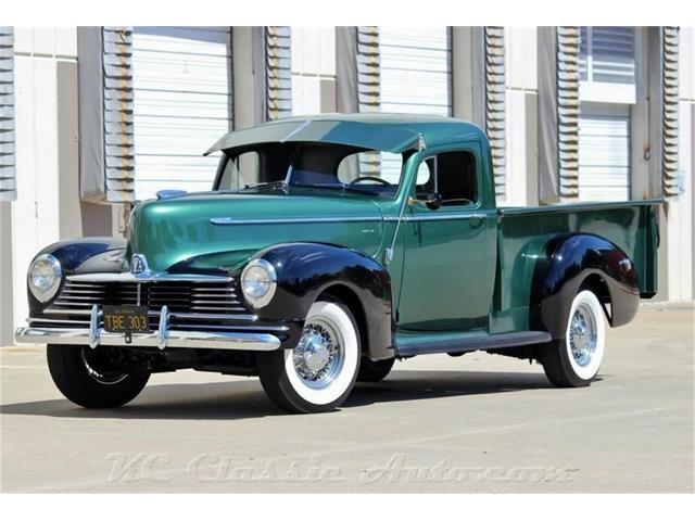 1946 Hudson Series 58 Pickup Numbers Matching Frame Off | 899936